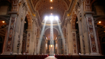 67High Res St Peters Basilica beams2RL